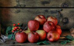 Nourriture Pomme  Fond d'écran
