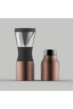 ASOBU Kool Brew Coffee Maker - Copper