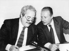 22 anni fa la strage di via d'Amelio, l'Italia ricorda Paolo Borsellino