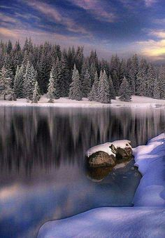 Amazing Places that will Leave you Speechless - Winter Scene Beautiful World, Beautiful Places, Beautiful Pictures, Amazing Places, Wonderful Places, All Nature, Amazing Nature, Landscape Photography, Nature Photography