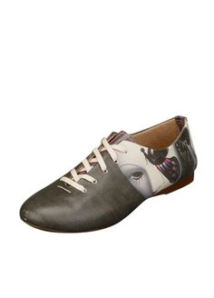 Dogo shoes Mask Oxfords.