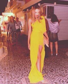 shall we dance 2004 jlo yellow dress - Google Search