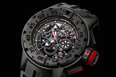 Richard Mille RM 32 Dive Watch