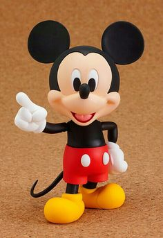 Mickey is so adorable......♡♡♡♡.