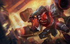 Battlecast Prime Cho'Gath Free Skin Code