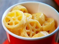 Pasta Wheels and Cheese - Martha Stewart Recipes