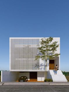 52 Luxurious House Architecture Designs Inspiration Ideas is part of Minimalist house design - You may locate a great number of outstanding design works on the Creattica that is an amazing design website to […] Architecture Design, Minimalist Architecture, Facade Design, Residential Architecture, Contemporary Architecture, Exterior Design, Computer Architecture, Architecture Definition, Chinese Architecture