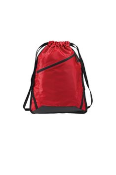 Wholesale Polyester Canvas Zippered Drawstring Backpacks Daily Activities d35b6c7f9f