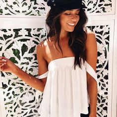 This cutie @alexandriarousset in the Fiddler Cap and Casablanca Blouse // Fiddler available for pre order! #shop12thtribe #12thtribevibes #mdw2017u    #Regram via @shop12thtribe