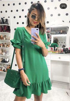 Cute Modest Outfits, Cute Dresses, Dress Outfits, Casual Dresses, Short Dresses, Casual Outfits, Fashion Dresses, Summer Dresses, Beautiful Dress Designs