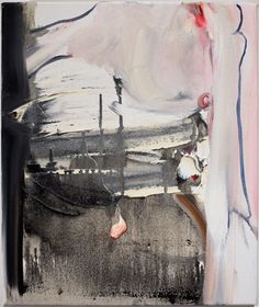tryharder: new elizabeth neel painting at a new gallery