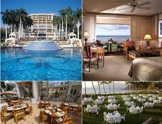 Grand Wailea, Maui, Hawaii - my favorite place to stay. Worth the $$$.