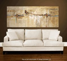72 abstract art painting large painting by jolinaanthony on Etsy