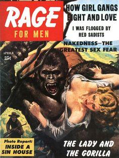 I love pulp fiction