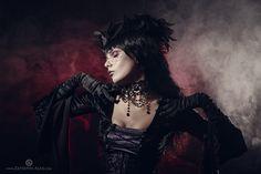 Victorian Gothic by Elisanth.deviantart.com on @deviantART
