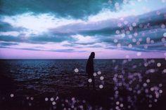 越洋的浪漫: Maya Beano 與 LomoChrome Purple 紫色負片菲林 · Lomography