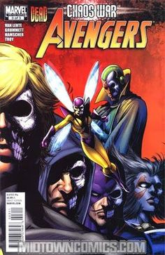 Chaos War: Dead Avengers #3 of 3 (Limited Series)