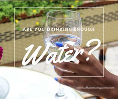 We can go without food for a couple of weeks but water? Not more than a few days. So how does your water intake measure up to your body's need for H2O?