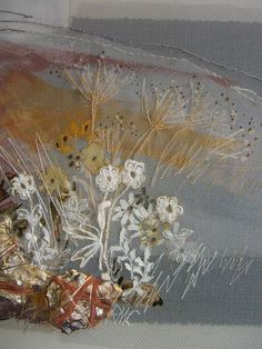 Rosemary Campbell | Textile Study Group - Mapping of Time 2011
