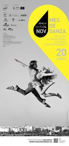 Mes de danza Sevilla, Muestra Internacional de Danza Contemporánea, 20 años.