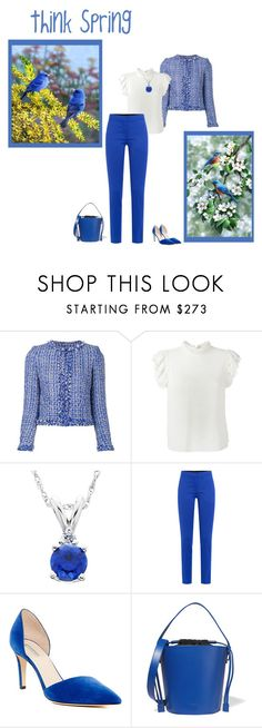 """""""Untitled #1441"""" by milliemarie ❤ liked on Polyvore featuring Alice + Olivia, Philosophy di Lorenzo Serafini, Bliss, Moschino, Giorgio Armani and J.W. Anderson"""