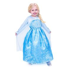 Little Adventures Ice Princess Costume, Boy's, Size: M - LITL056-2