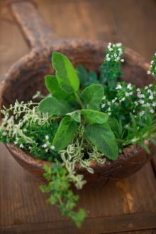 10 ways herbs can freshen your home.