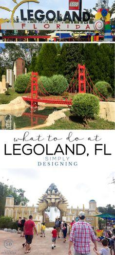 What to do at Legoland Florida