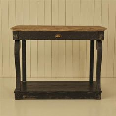 Gorgeous console table