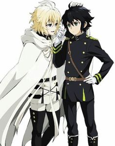 Mika and Yuu