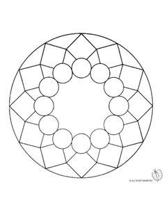 Disegno: Mandala 8. Disegni da colorare e stampare gratis per bambini. Puoi stampare, scaricare il disegno o guardare gli altri disegni simili a questo. disegnidacolorareonline.com.
