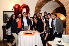 10 anni  La settimana scorsa abbiamo festeggiato i 10 anni di attività di Nexteam con una fantastica cena. Ringraziamo tutto il team e le persone che ci sostengono ogni giorno nel nostro lavoro! www.bookingexpert.it
