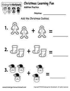 Looking for a Free Printable Christmas Math Worksheets For Kindergarten. We have Free Printable Christmas Math Worksheets For Kindergarten and the other about Benderos Printable Math it free. Christmas Worksheets Kindergarten, Preschool Christmas, Christmas Activities, Kindergarten Phonics, Christmas Alphabet, Preschool Winter, Kids Christmas, Christmas Crafts, Preschool Charts