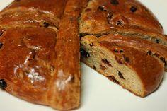 V e g a n D a d: Greek Christmas Bread