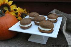 The Freshman Cook: Pumpkin Whoopie Pies / #PUMPKINWEEK