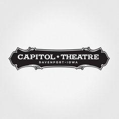 CAPITOL THEATRE LOGO // AIRSHP