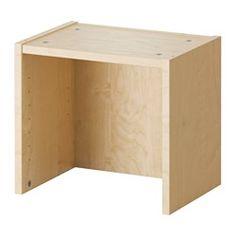 IKEA - BILLY, Aufsatzregal, weiß, , Mit einem Aufsatzregal wird die Wandfläche optimal ausgenutzt und gleichzeitig wird Bodenfläche frei.