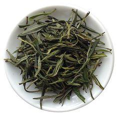 Huangshan Mao Feng from Huangshan, China. Sweet corn/ Fragrant / Green Bell pepper