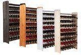 http://ift.tt/1PIzt2p Impag Étagère porte-bouteilles 56 bouteilles couleur merisier