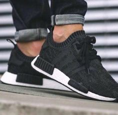 adidas to Introduce Trail Edition of the NMD Chukka - EU Kicks: Sneaker Magazine Sneaker Outfits, Converse Sneaker, Puma Sneaker, Sneakers Mode, Casual Sneakers, Casual Shoes, Adidas Sneakers, Mens Fashion Shoes, Men S Shoes
