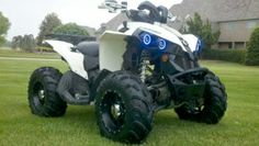 The Official 2011 Can Am Renegade 800 of Maryland & I own it!
