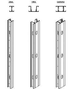 Uniones Metal Stud Framing, Steel Framing, Steel Frame House, Steel House, Sistema Drywall, Roof Truss Design, Drywall Installation, Steel Stairs, Steel Frame Construction