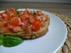 Tomaten op brood