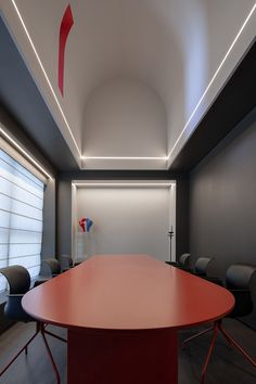 ZMAKE拙人营造办公室,郑州 / 拙人营造 - 谷德设计网 Interior Ceiling Design, Office Interior Design, Office Interiors, Linear Lighting, H & M Home, House Stairs, Living Room Designs, Architecture Design, Cable Management