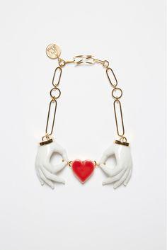 HEART COUPLE HAND - ANDRESGALLARDO