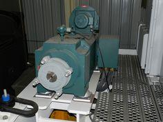 500 kW WIND TURBINE GENERATOR, CONVERTOR, & GEAR BOX #Baldor