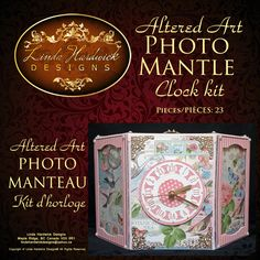 Photo Mantle Clock - Order #38759-69145