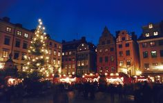 Christmas markets in Europe: Stockholm, Sweden