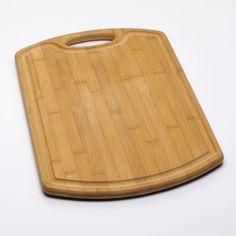 Food Network™ CookingGreen Bamboo Cutting Board, Multicolor