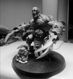 Iron Sleet (un)Invitational 1 – Mock-up Warhammer Models, Warhammer Fantasy, Dark Evil, Dark Eldar, Tyranids, Space Wolves, Warhammer 40k Miniatures, Fantasy Miniatures, Warhammer 40000
